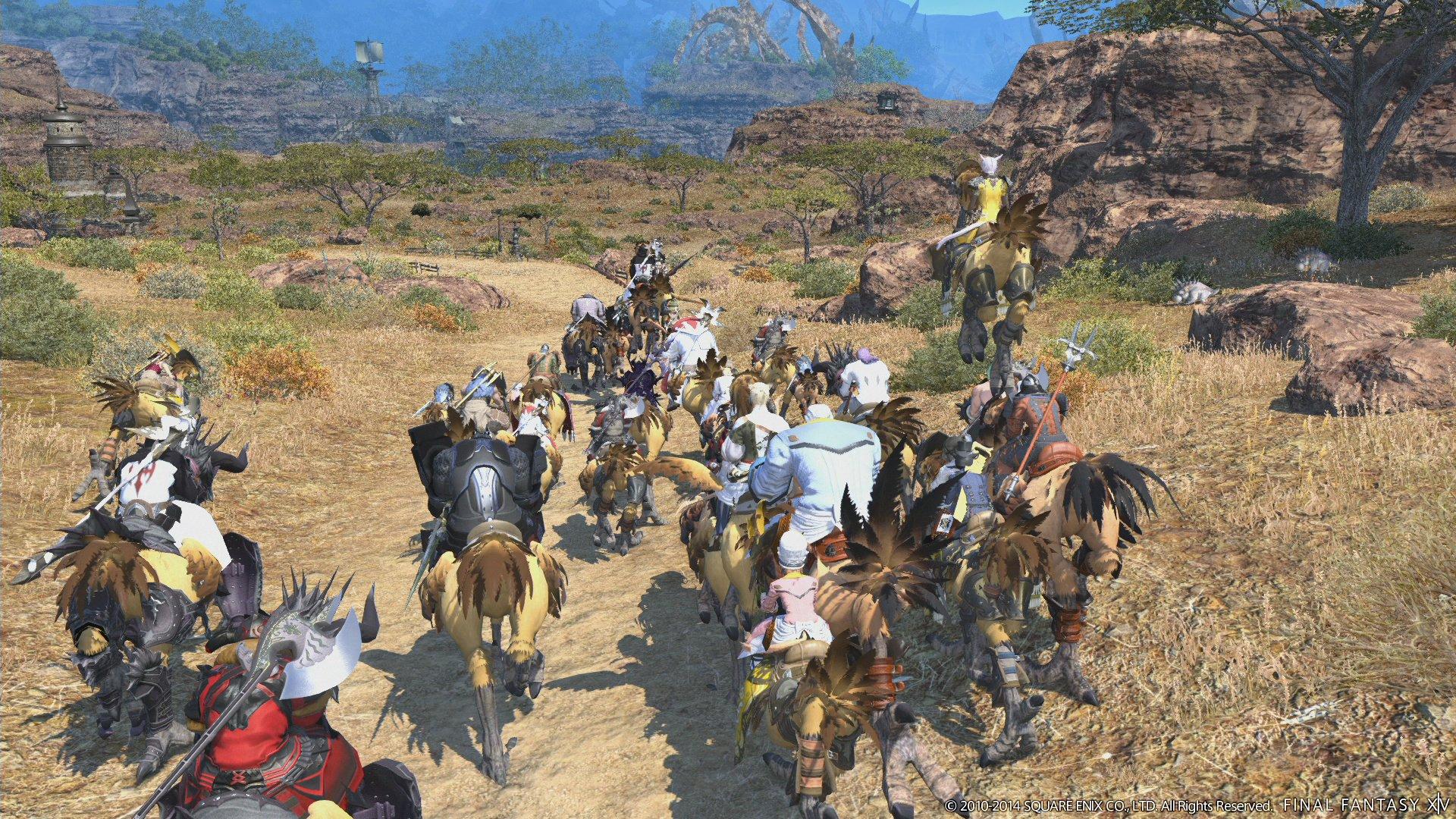 Final Fantasy XIV: Heavensward Review (PS4) | Push Square