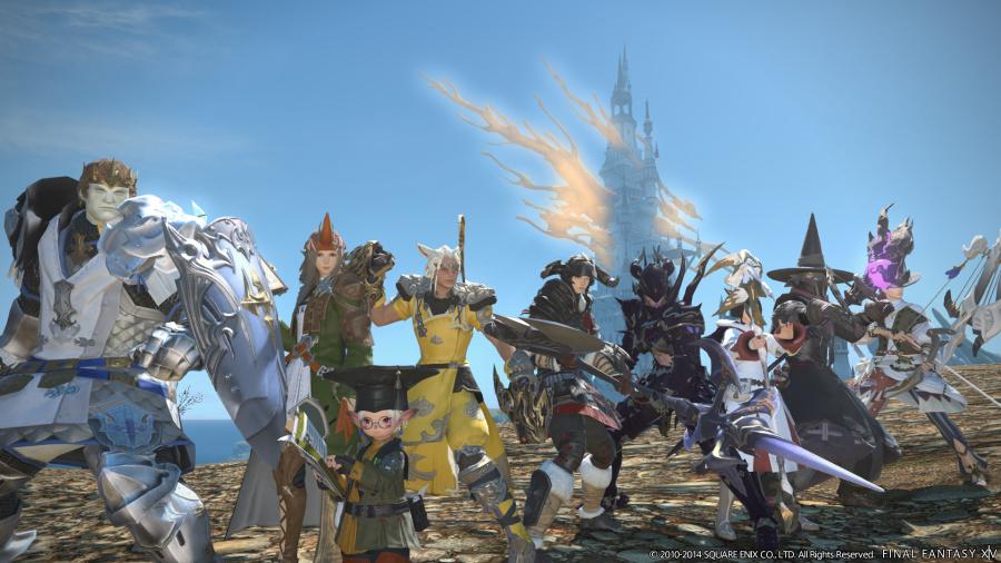 Final Fantasy XIV: Heavensward Review - Screenshot 3 of 7
