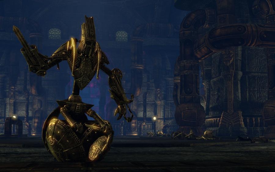 The Elder Scrolls Online: Tamriel Unlimited Review - Screenshot 11 of 11