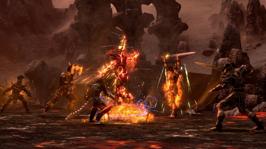 The Elder Scrolls Online: Tamriel Unlimited Review - Screenshot 1 of 11