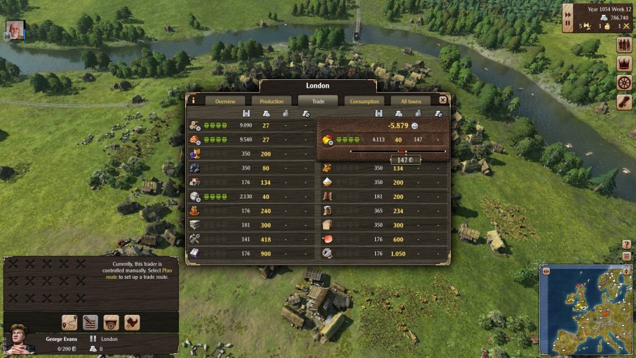 Grand Ages: Medieval Review - Screenshot 1 of 3