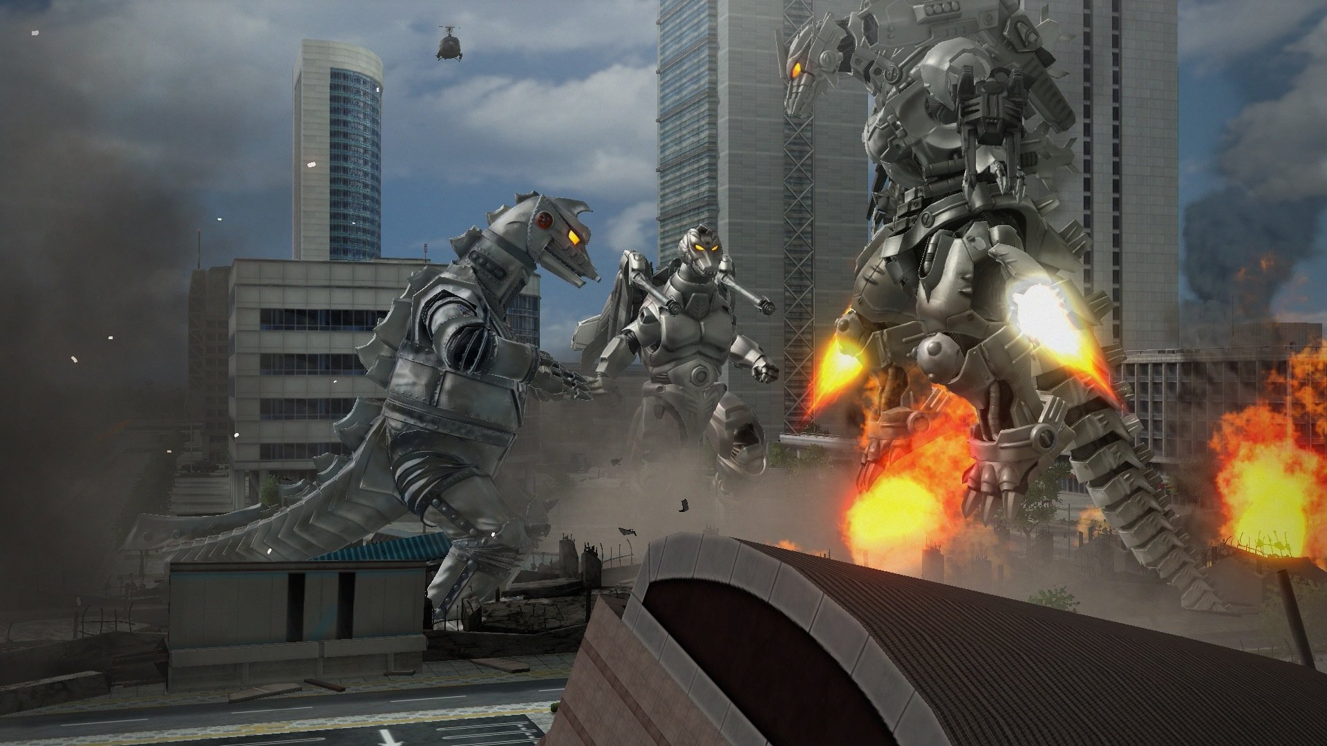 A Com Games On Ps4 : Godzilla review ps push square