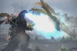 Godzilla Screenshot