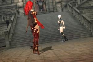 Deception IV: The Nightmare Princess Screenshot