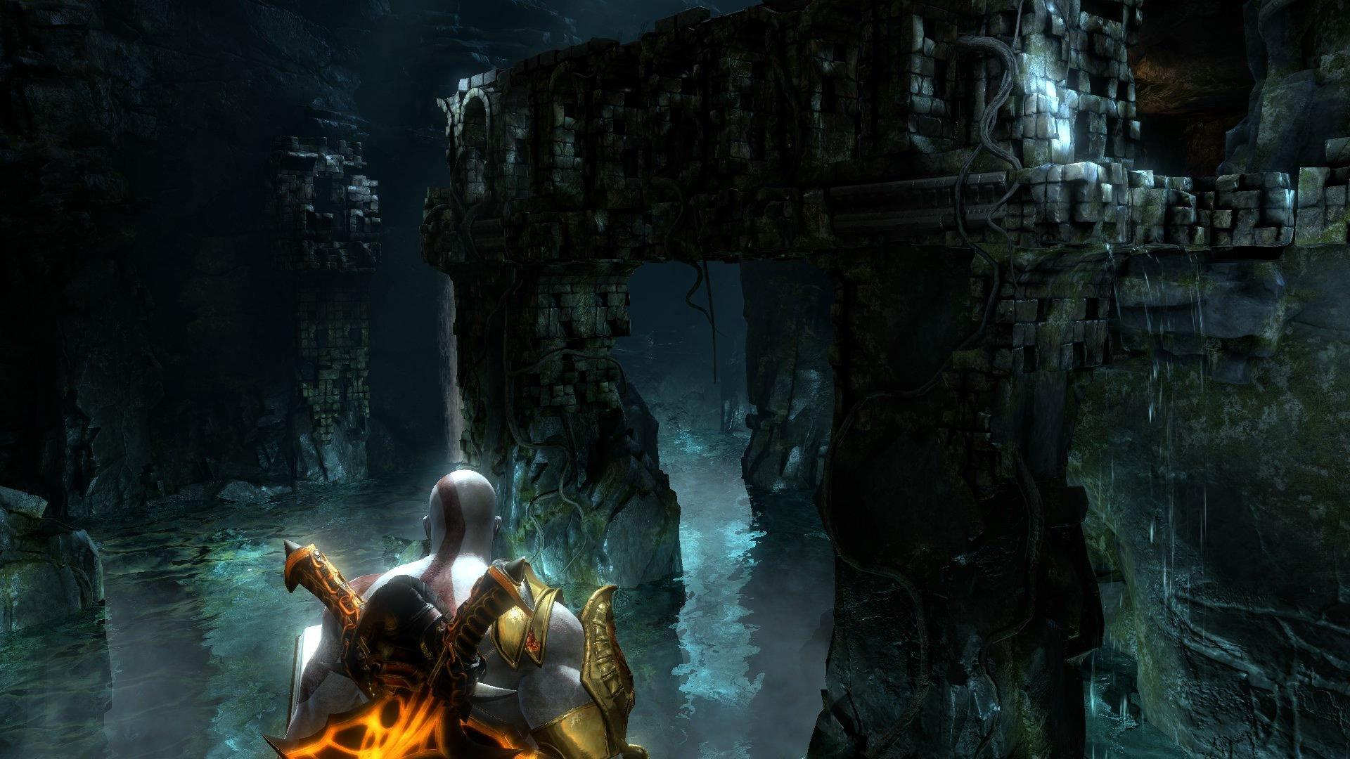 God of war iii remastered ps4 playstation 4 news - God of war wallpaper for ps4 ...