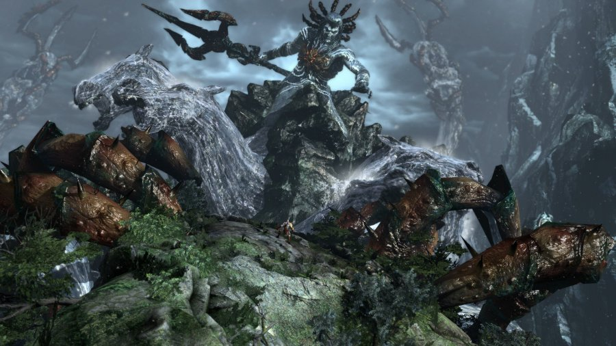 God of War III Remastered Review - Screenshot 2 of 4