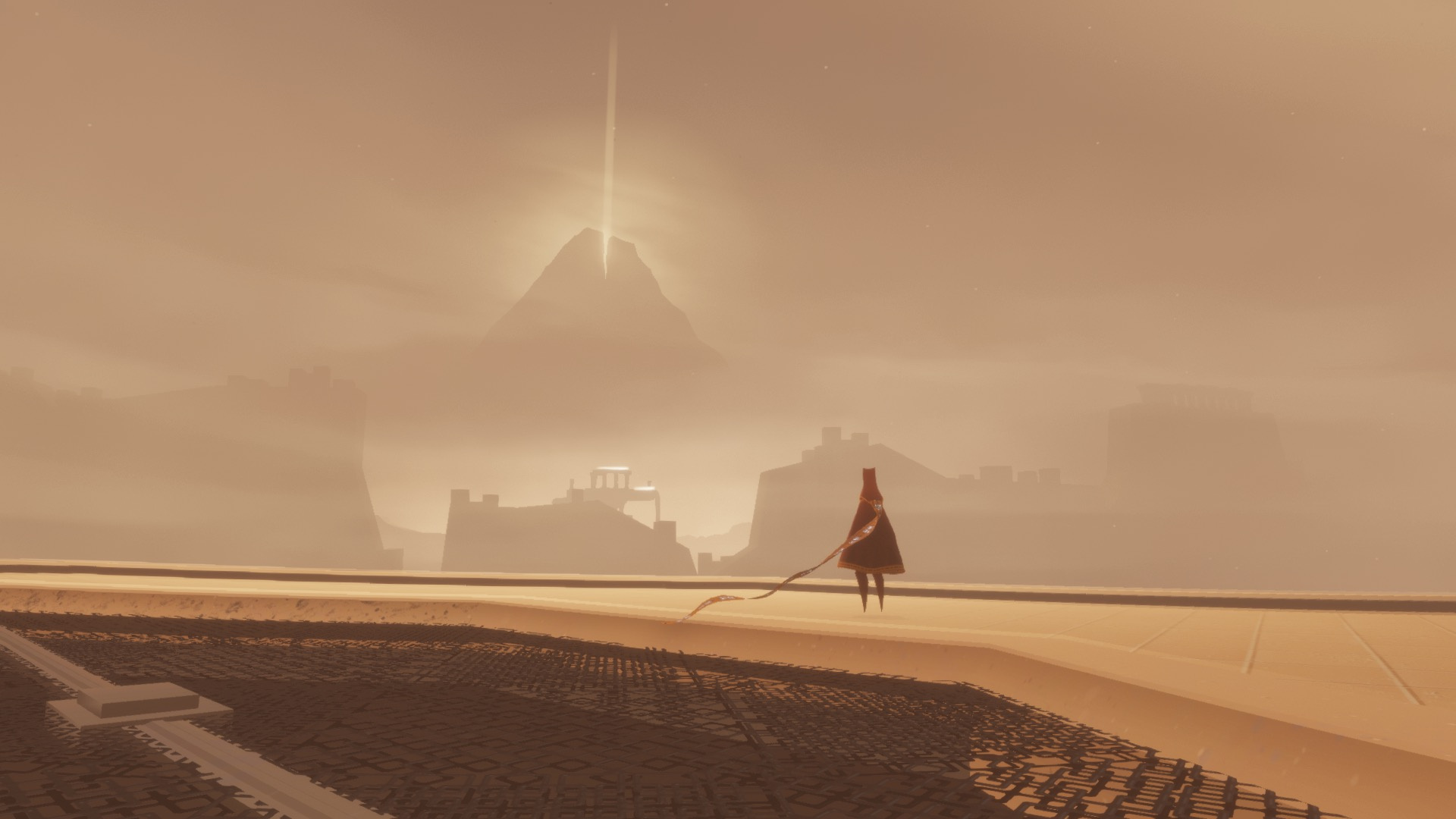Journey Review Ps4 Push Square