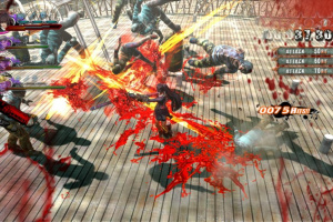 Onechanbara Z2: Chaos Screenshot