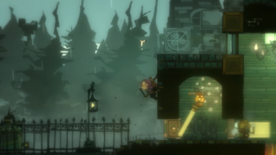 The Swindle Review - Screenshot 1 of 4