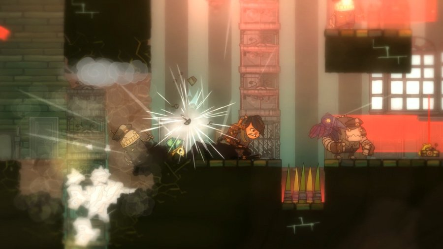 The Swindle Review - Screenshot 2 of 4