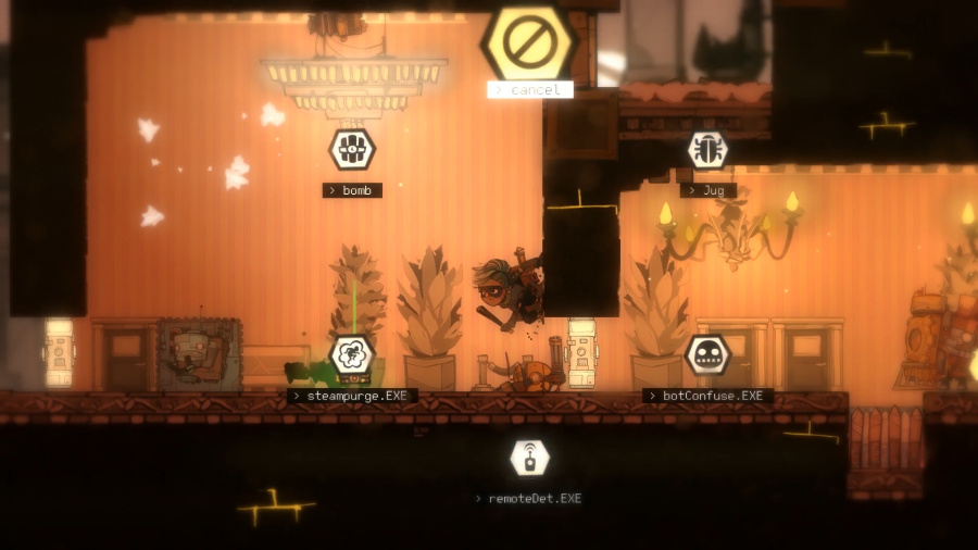 The Swindle Review - Screenshot 3 of 4