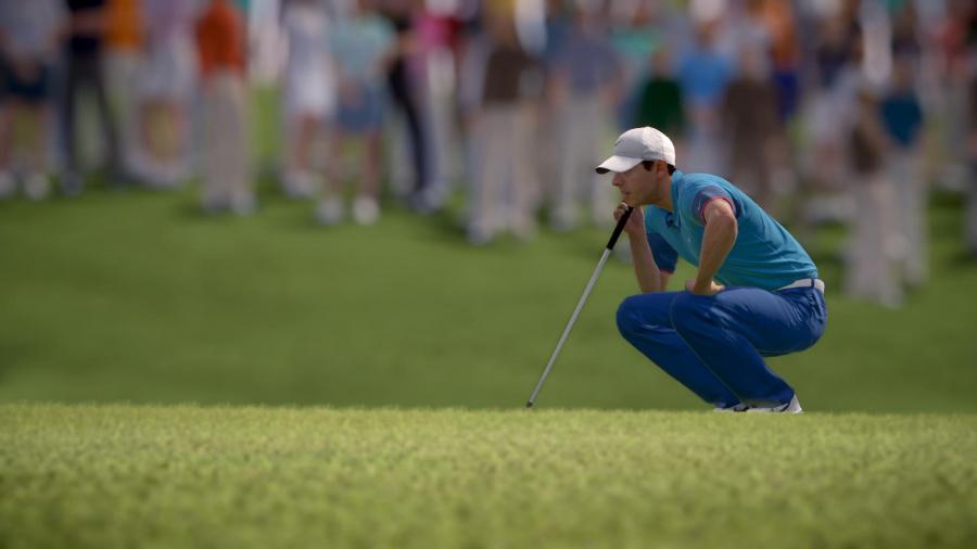 EA Sports Rory McIlroy PGA Tour Review - Capture d'écran 2 de 3