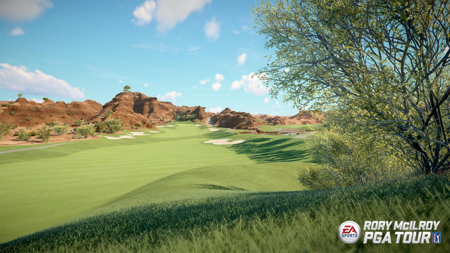 EA Sports Rory McIlroy PGA Tour Review - Screenshot 1 of 3