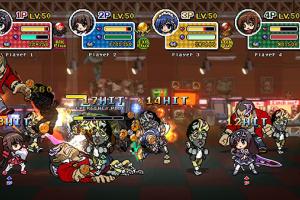 Phantom Breaker: Battle Grounds Overdrive Screenshot
