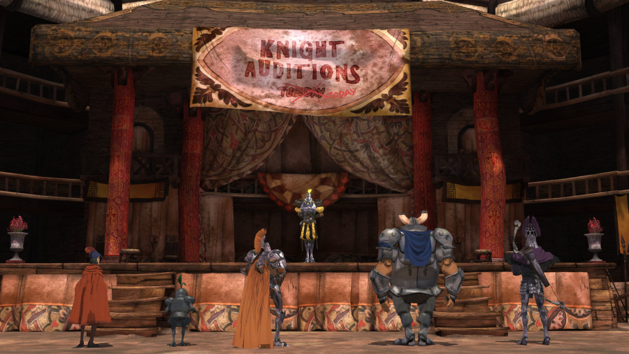 King's Quest - Chapter I: A Knight to Remember Review - Screenshot 1 of 4