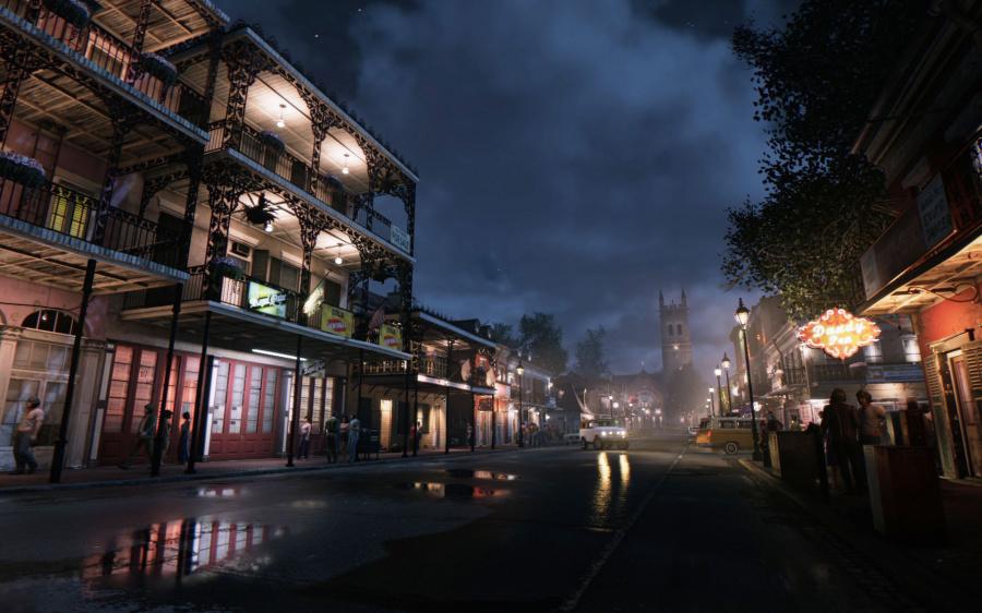 Mafia III Review - Screenshot 1 of 4