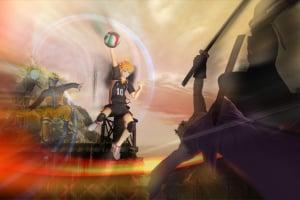 J-Stars Victory VS+ Screenshot