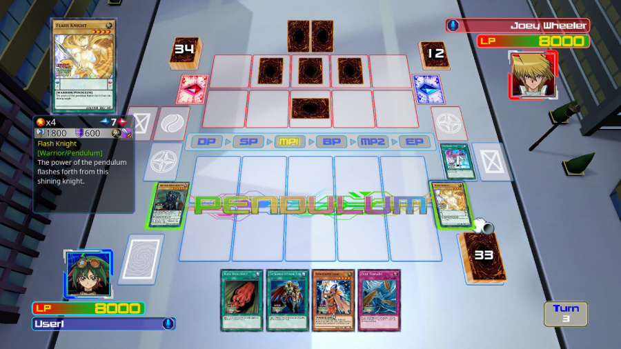 Yu-Gi-Oh! Legacy of the Duelist Review - Screenshot 1 of 3