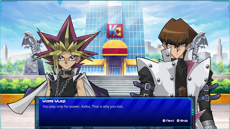 Yu-Gi-Oh! Legacy of the Duelist Review - Screenshot 3 of 4