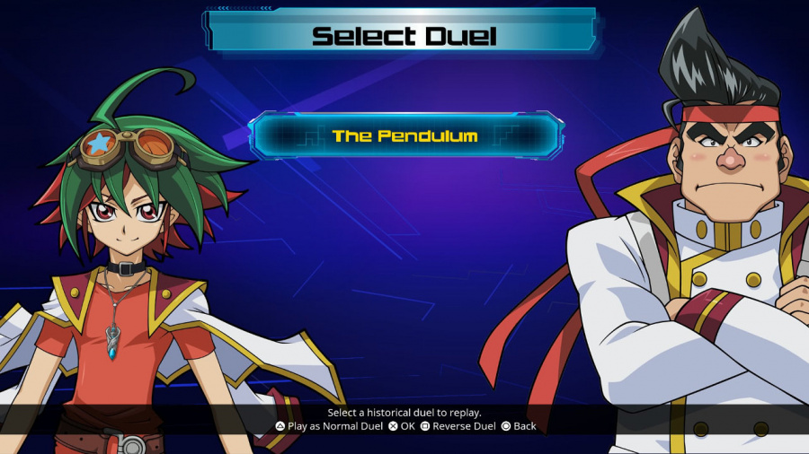 Yu-Gi-Oh! Legacy of the Duelist Review - Screenshot 1 of 4