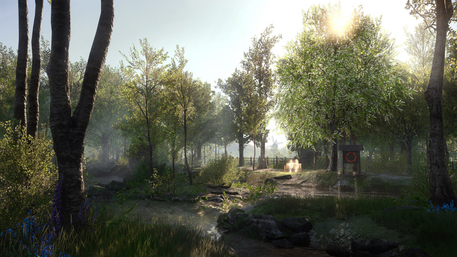 Everybody's Gone to the Rapture Review - Screenshot 5 of 5