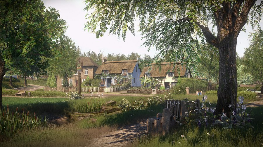 Everybody's Gone to the Rapture Review - Screenshot 1 of 5