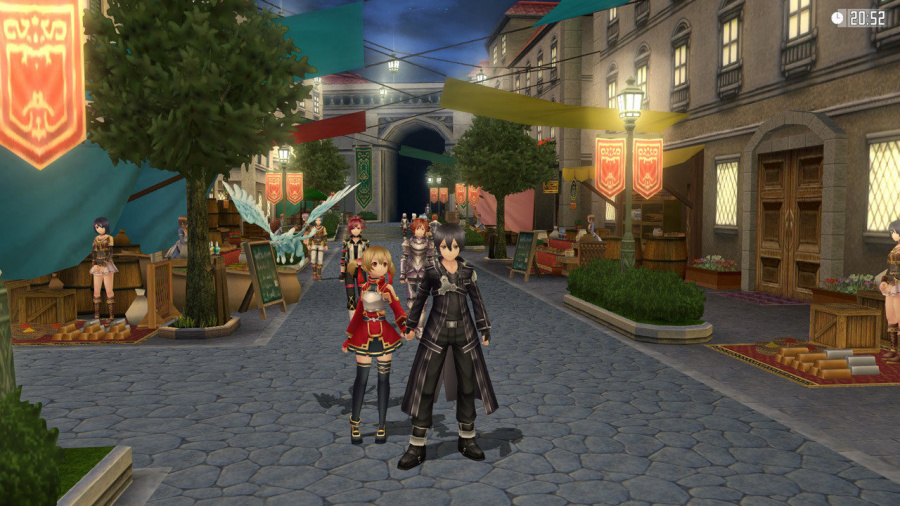 Sword Art Online Re: Hollow Fragment Review - Screenshot 2 of 6