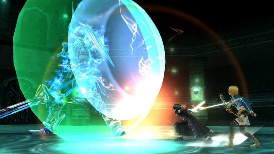 Sword Art Online Re: Hollow Fragment Review - Screenshot 4 of 6
