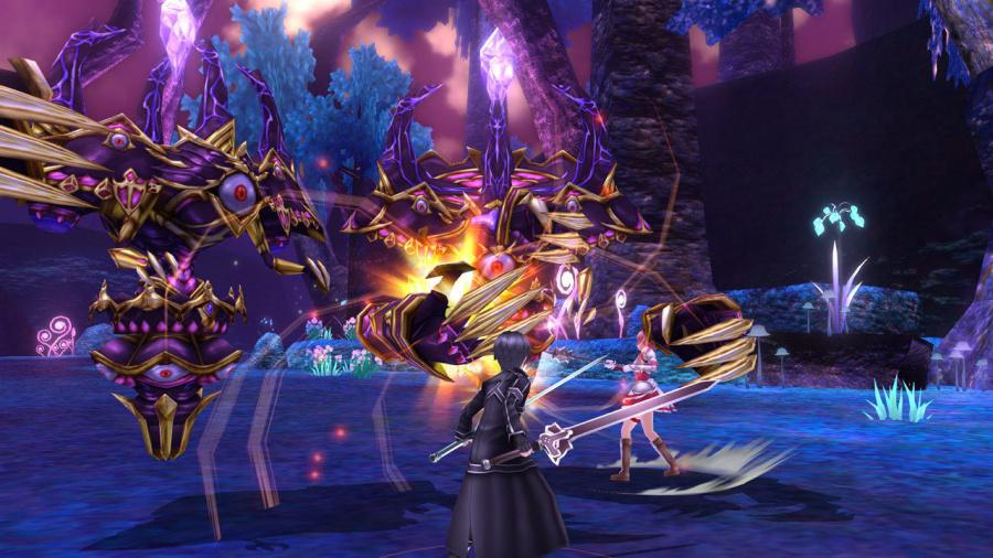 Sword Art Online Re: Hollow Fragment Review - Screenshot 3 of 6