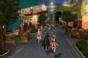 Sword Art Online Re: Hollow Fragment Screenshot