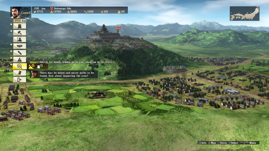 Nobunaga's Ambition: Sphere of Influence Review - Screenshot 1 of 6