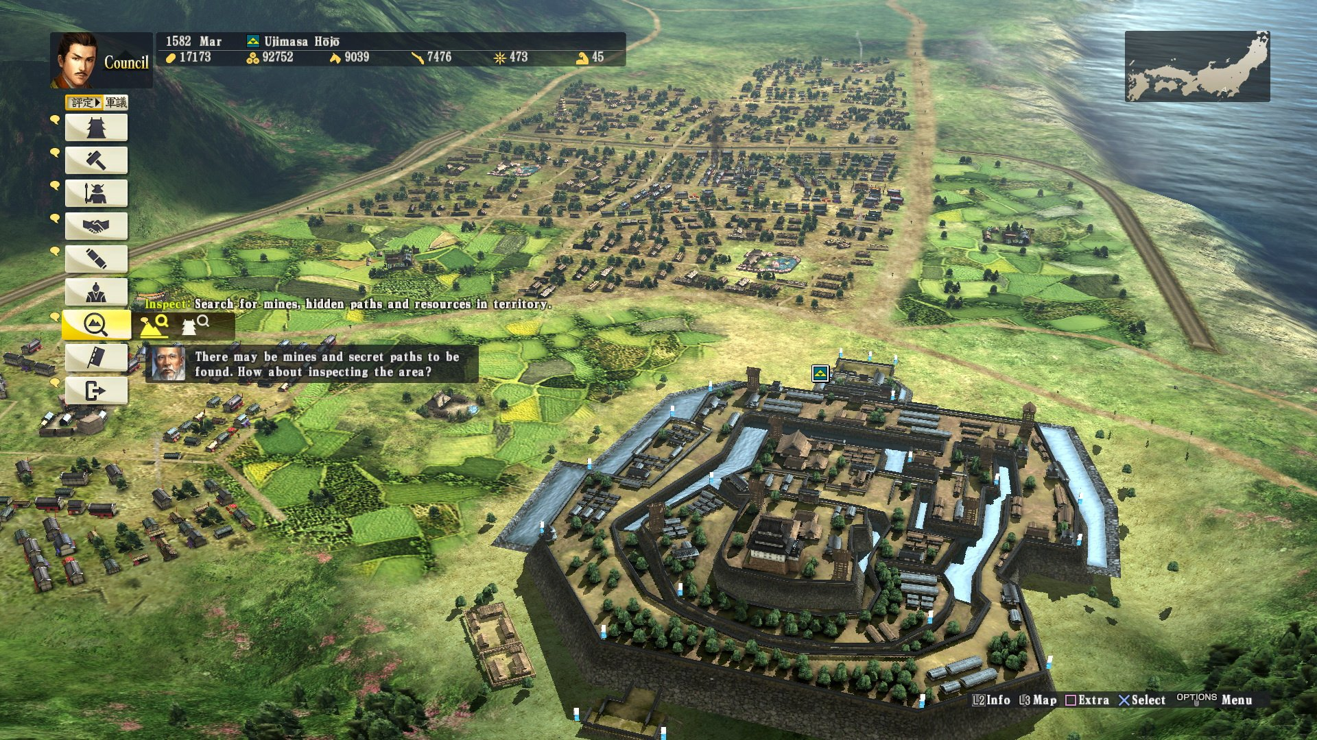 nobunaga 39 s ambition sphere of influence ps4 playstation 4 news reviews trailer screenshots. Black Bedroom Furniture Sets. Home Design Ideas