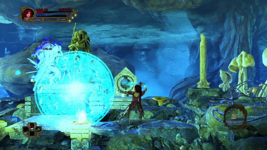 Abyss Odyssey: Extended Dream Edition Review - Screenshot 3 of 5