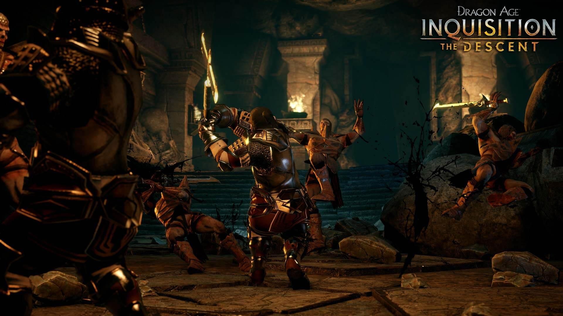Дополнения Для Dragon Age Inquisition Обзор