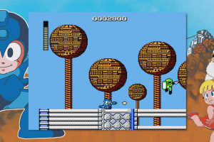 Mega Man Legacy Collection Screenshot