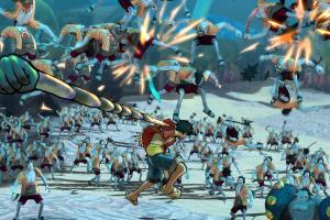 One Piece: Pirate Warriors 3 Screenshot
