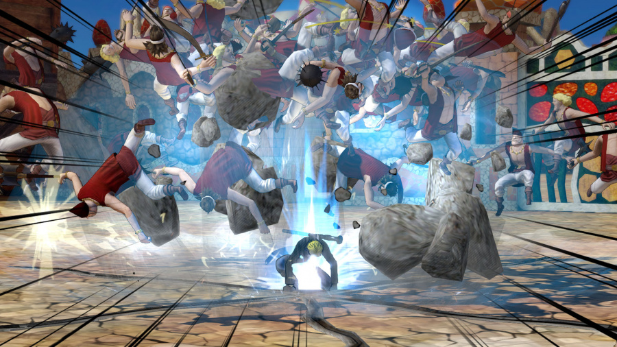 One Piece: Pirate Warriors 3 Review - Screenshot 1 of 5