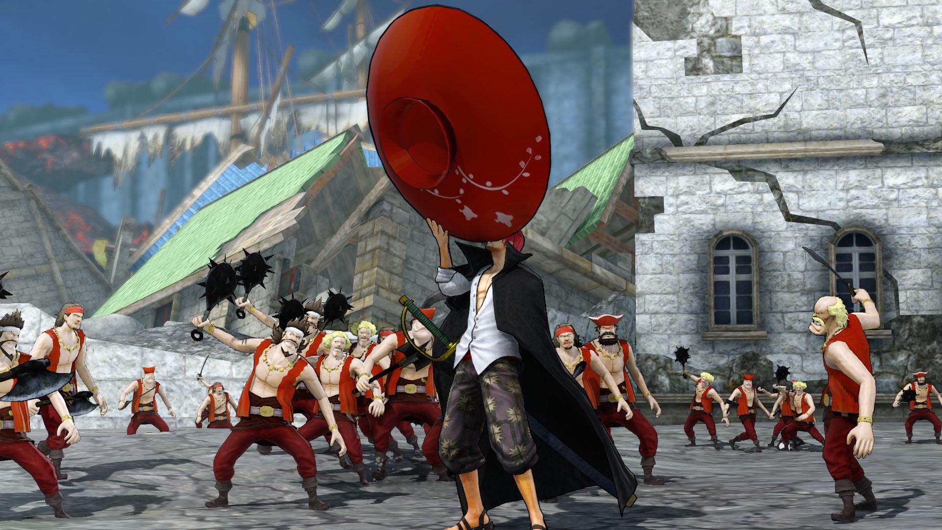 Como Dibujar Los Brawlers De Brawl Star En Hoja Cuadriculada: One Piece: Pirate Warriors 3 Review (PS4)