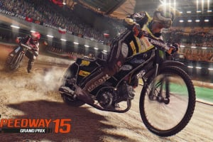 FIM Speedway Grand Prix 15 Screenshot