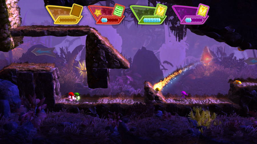 Giana Sisters: Dream Runners Review - Screenshot 1 of 3