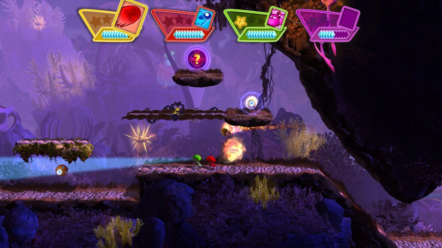 Giana Sisters: Dream Runners Review - Screenshot 3 of 3