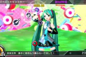 Hatsune Miku: Project Diva X Screenshot
