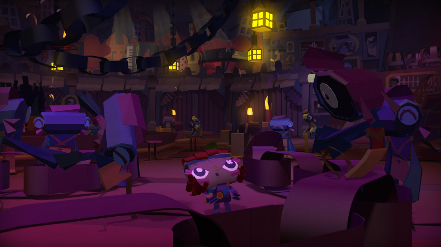 Tearaway Unfolded Review - Screenshot 1 of 4
