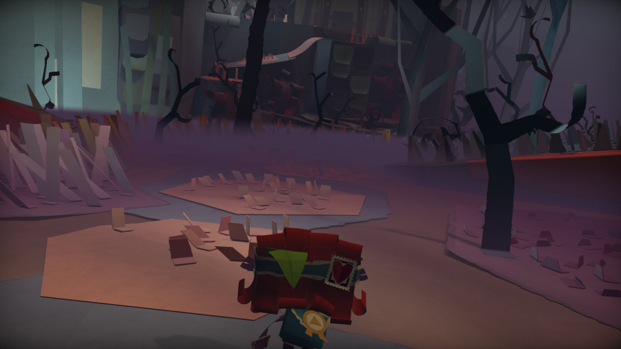 Tearaway Unfolded Review - Screenshot 3 of 5