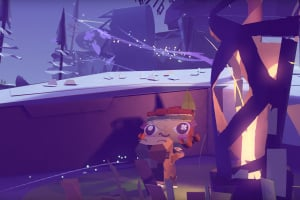 Tearaway Unfolded Screenshot