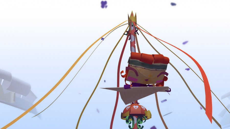 Tearaway Unfolded Review - Screenshot 1 of 5