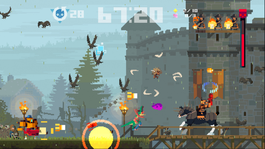 Super Time Force Ultra Review - Screenshot 4 of 4