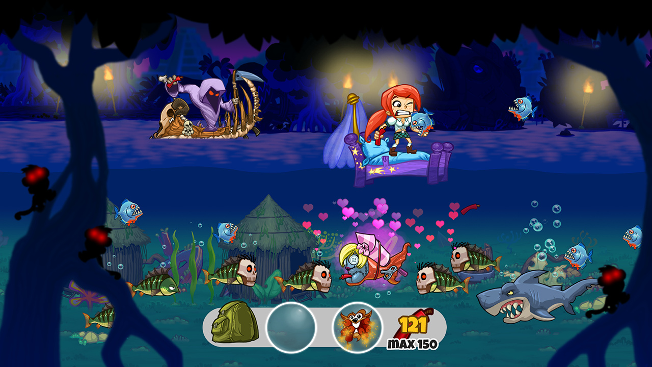 Dynamite fishing world games ps4 playstation 4 news for Fish world games