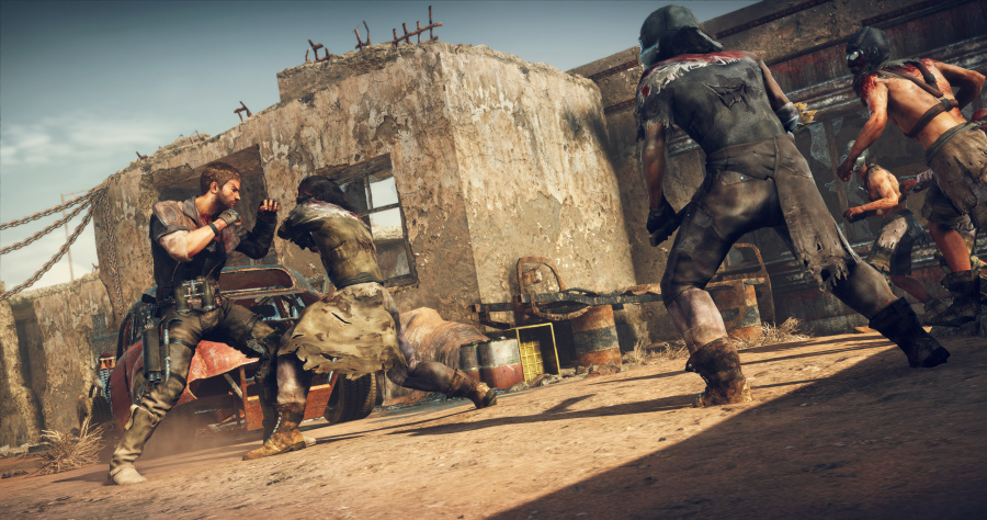 Mad Max Review - Screenshot 4 of 7