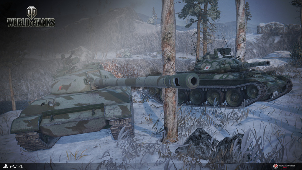 World of Tanks Review (PS4) | Push Square